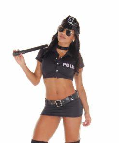 Fantasia Policial Americana