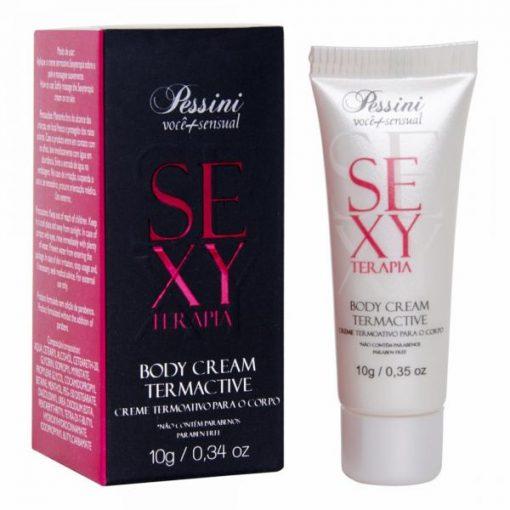 Creme Sexy Terapia Termoativo Pessini