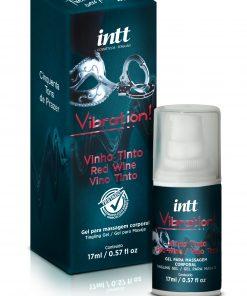 Gel Vibration Intt - Vibrador Líquido 17ml