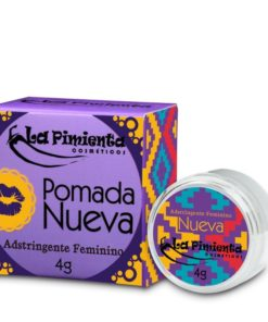 Pomada Nueva - Adstringente Feminino 4g