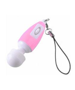 Mini vibrador chaveiro para Estimulação do Clitóris