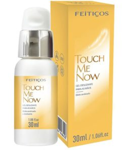 Touch me Now 30ml - Gel Deslizante para as mãos