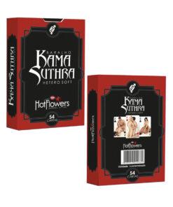 Baralho Kama Suthra Hetero Soft – Hot Flowers