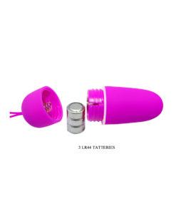 Bullet de Controle Remoto com 12 modos de Vibrações Bradley - Pretty Love