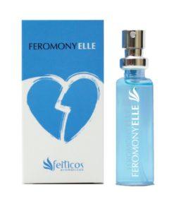 Feromony Elle - Deo Colônia Afrodisíaca 15ml Feitiços