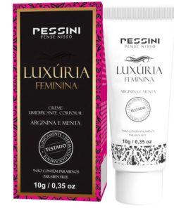 Luxúria - Excitante Feminino 10g