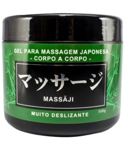 Massaji - Gel para massagem 500g Hot Flowers