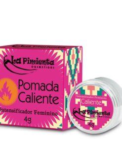 Pomada Caliente - Excitante Feminino 4g La Pimienta