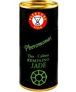 Jade - Deo Colônia Feminino Pheromonas 20ml Pleasure Line