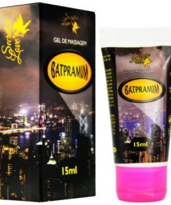 Batpramim Lubrificante Siliconado 15ml - Secret Love