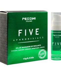 Excitante Five Aphrodisiacs 15g - Pessini
