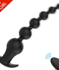 Plug Anal Tower RCT Recarregável com cápsula vibratória - S-Hande