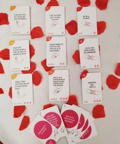 Jogo das Intenções - Cartas para criar conexões íntimas