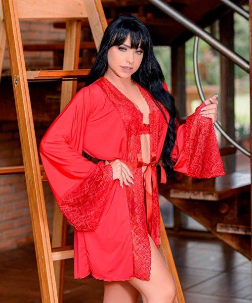 Robe de Luxo Sabrina